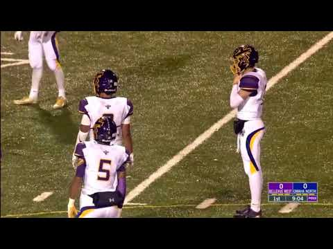Bellevue West Vs. Omaha North