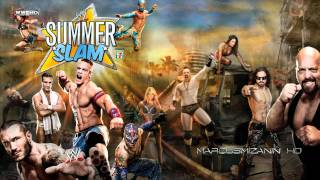 WWE SummerSlam 2011 Theme Song - Bright Lights Bigger City 720p HD (with download link)