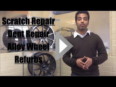 Scratch Repair Peterborough