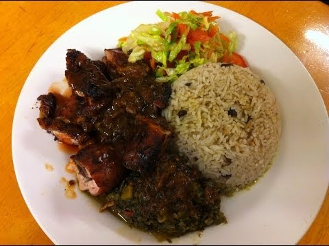 Caribbean Food  And Jamaican Food  Live