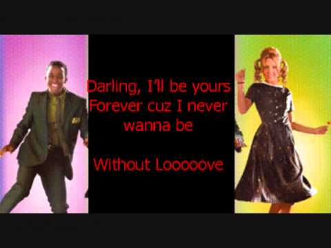 Hairspray - Without Love (Lyrics)