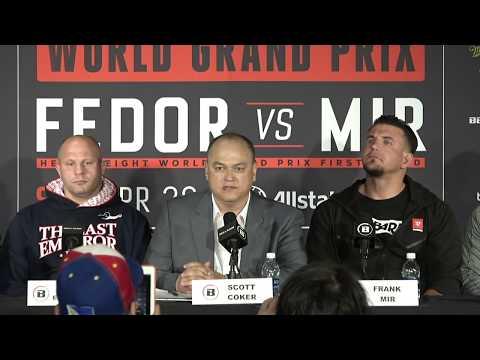 Bellator 198 Press Conference