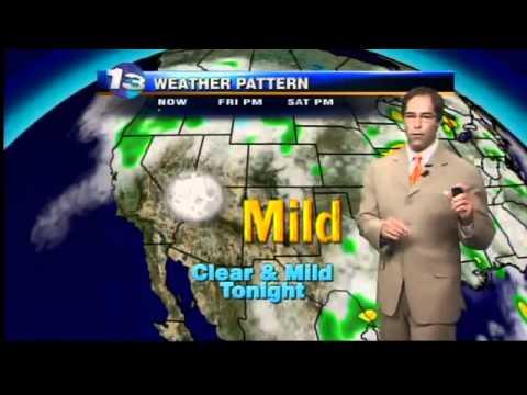 Mark Ronchetti KRQE Weather Forecast 5-3-12