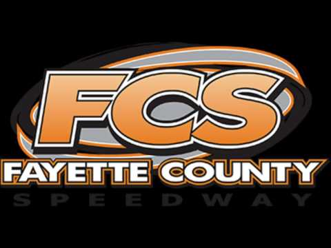Fayette County Speedway practice night