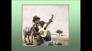 Chacarera lunfa - Canta Carlos César - Mosaicos porteños de Luis Alposta