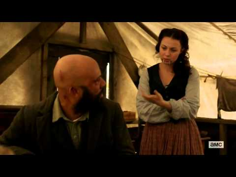 Eva and Louise Hell On Wheels Part 3