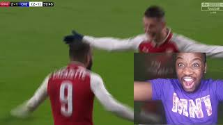 Arsenal vs Chelsea Carabao Cup Reaction