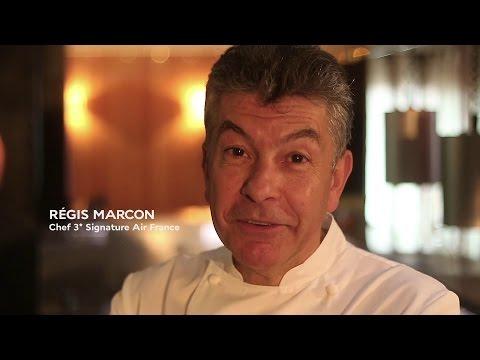 Air France célèbre la gastronomie française avec Régis Marcon