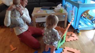 Box babies with Uncle Ro Ro - Sitges 111013 Thumbnail