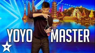 YOYO Master Pulls Out His BEST TRICKS on Asia