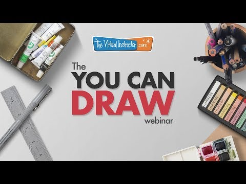 You CAN Draw - How to Draw Webinar