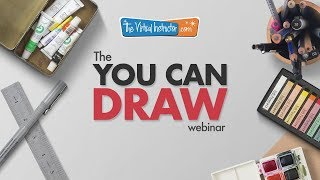 You CAN Draw - H๐w to Draw Webinar