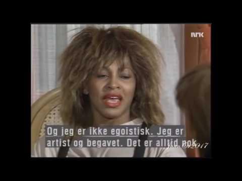 Tina Turner Interview 1985