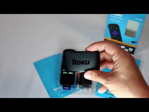 The 2019 Roku Express - Review & Unboxing