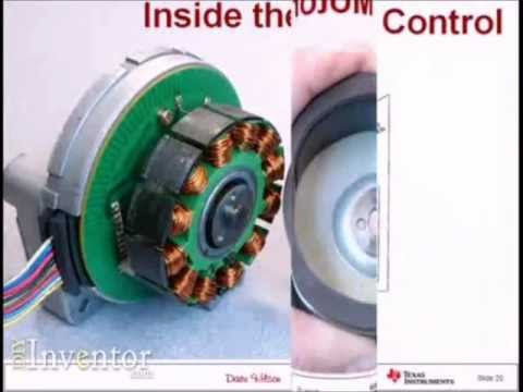 Brushless dc motors and brushed dc motors explained bldc for How does a brushless motor work