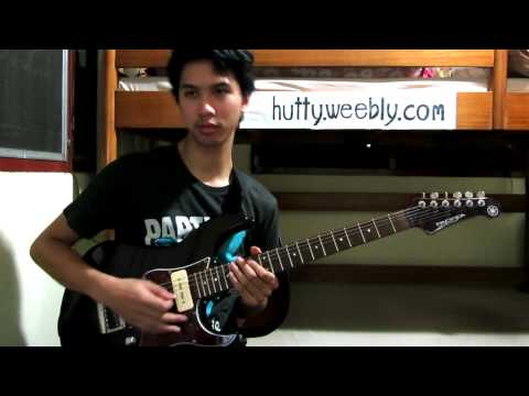 Yamaha & Laney guitar online competition 2013 - Hut Rati's entry