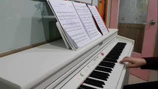 사랑의불시착OST -내마음의사진(송가인)우쿨렐레+피아노…