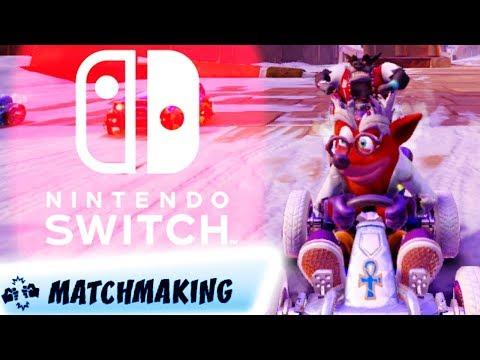 Crash Team Racing Nitro-Fueled - Playing Online On Nintendo Switch | Gameplay #23