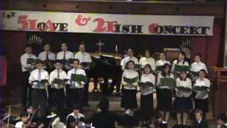 Without love, We have nothing - New Jersey UBF 5 loaves and 2 fish orchestra‏ concert