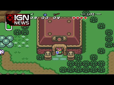 Legend of Zelda Graphic Novel Is Getting a Reprint - IGN News