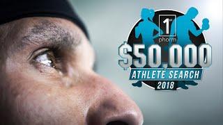 2018 1ST PHORM $50,000 ATHLETE SEARCH | ALEX NUNEZ