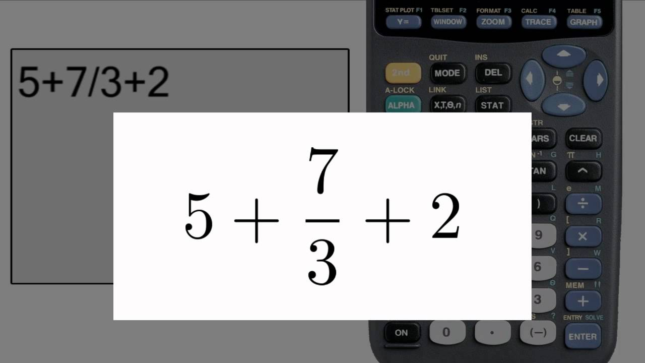 84: 3 Order Of Operations