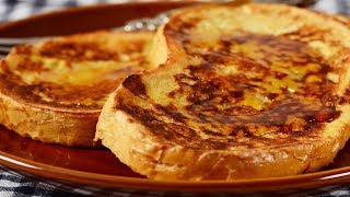 French Toast Recipe Demonstration - Joyofbaking.com