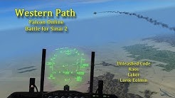 [Falcon Online] Western Path - Battle for Sinai 2 - Falcon 4 BMS
