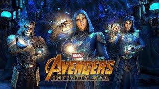 Elder Scrolls Online Avenger Infinity War Style Trailer
