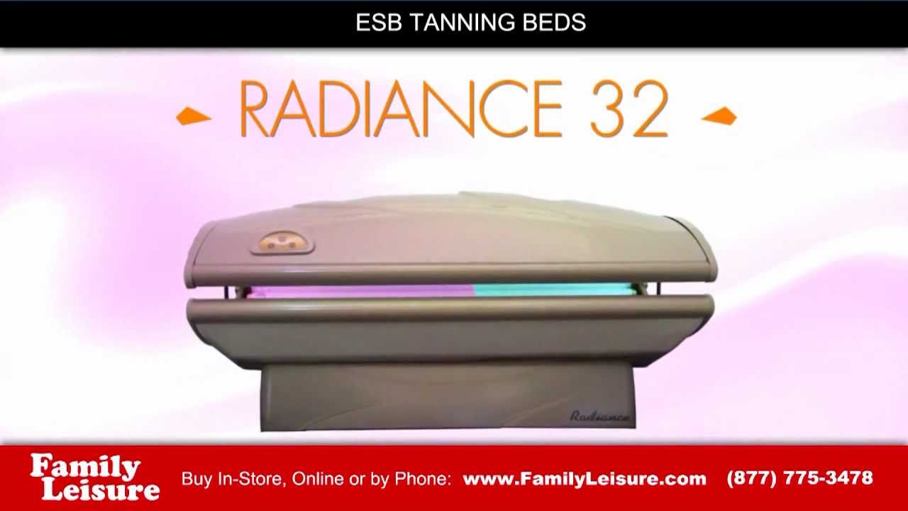 Radiance Tanning Bed