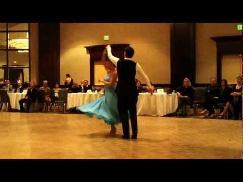 Colorado Dancesport Jam 2012 Professional Show Waltz