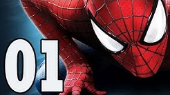 Let's Play The Amazing Spider-Man 2 PS4 Gameplay German Deutsch Part 1 - Onkel Ben -