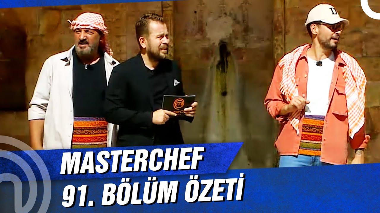 MasterChef Türkiye 91. Bölüm Özeti   MEZOPOTAMYA YEMEKLERİ