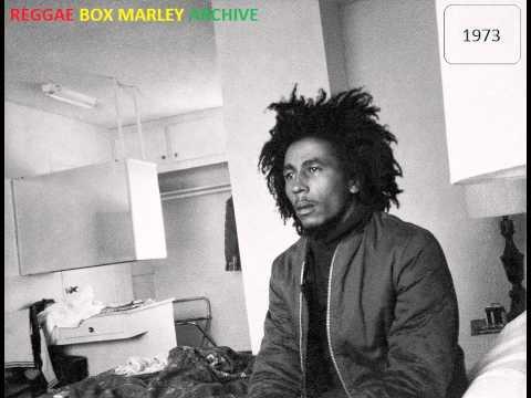 Bob Marley & The Wailers [Top Gear Radio Show 1973] (Full Audio)