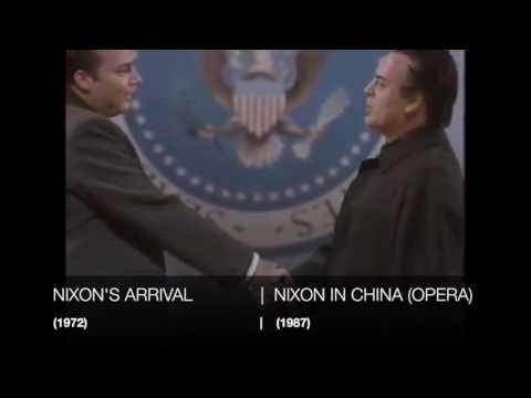 Sino American Relations in Pop Culture