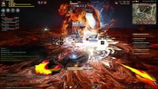 Black Desert Online | Ferrid Guildboss + Liverto drop | Awkening Musa[56] | 4 Players