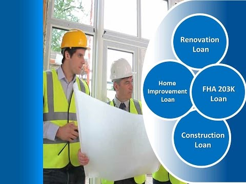 FHA 203K Loans Staten Island | Construction Loans Staten Island- What Are They & How Do They Work?