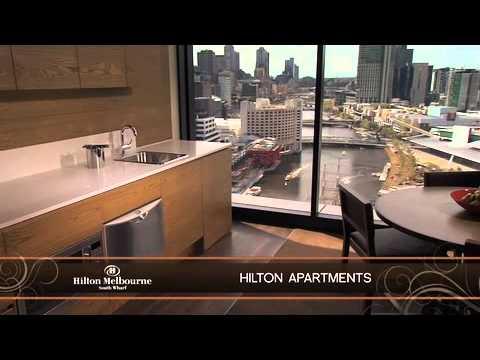 Hilton Melbourne South Wharf Hotel