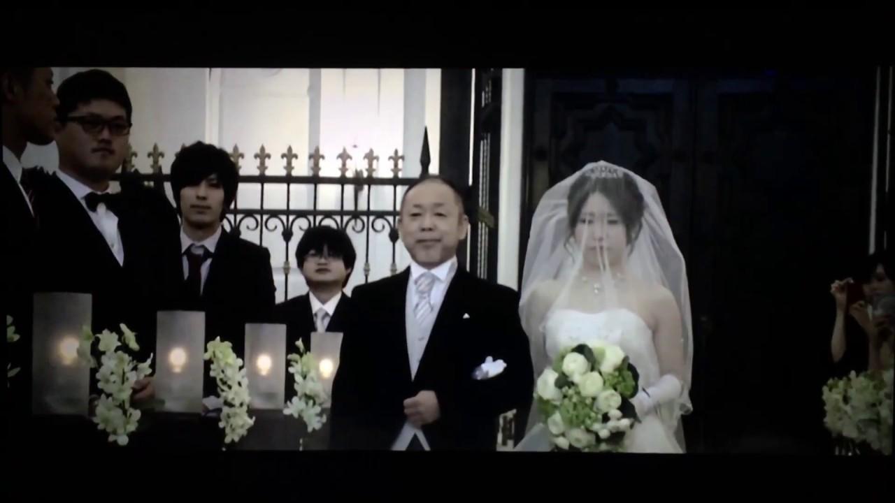 逗子三兄弟/純白の花嫁 感動エンドロール【結婚式 エンディングムービー】撮って出しエンドロール