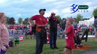 Canada Day Celebration, Cornwall, Ontario, Canada, 20160701
