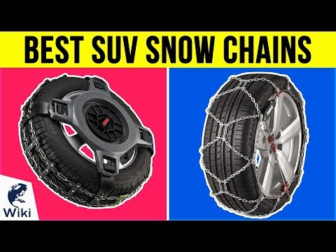 8 Best SUV Snow Chains 2018