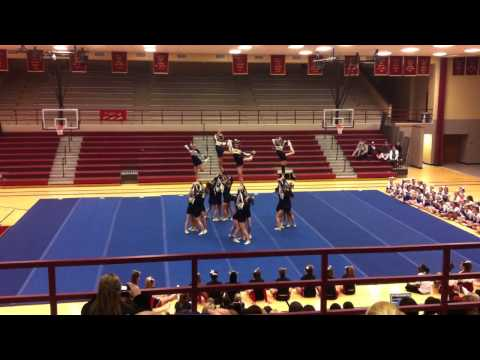 Southmoore Cheer Nationals Showing 2011-2012