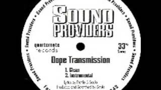 Sound Providers - Dope Transmission