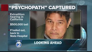 What will happen to state hospital escapee when he returns to Hawaii?