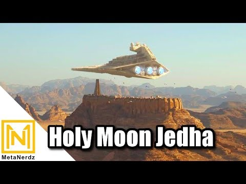 The Holiest Site in the Galaxy - Jedha Moon Lore - Star Wars Planets and Moons Explained