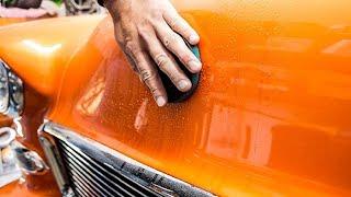 30 حيلة لتنظيف السيارة هتخليك تحب تنضفها كل شوية
