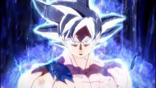 Dragon Ball Xenoverse 2 - Ultra Instinct Goku (Extra Pack 2 Infinite History) Trailer