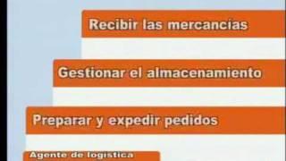 Agentes de Logística y Transporte. Ocupaciones. SAE.