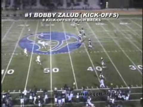 Bobby Zalud Kick-Offs 2009 Highlights