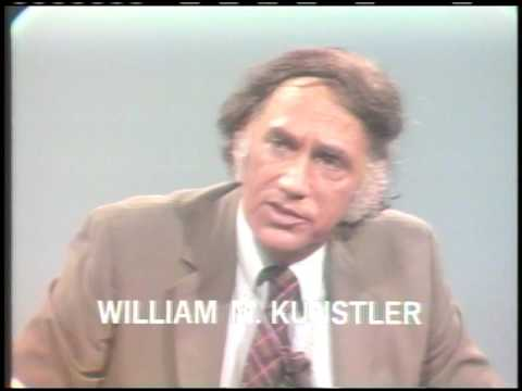 Firing Line with William F. Buckley Jr.: The Lawyer's Role